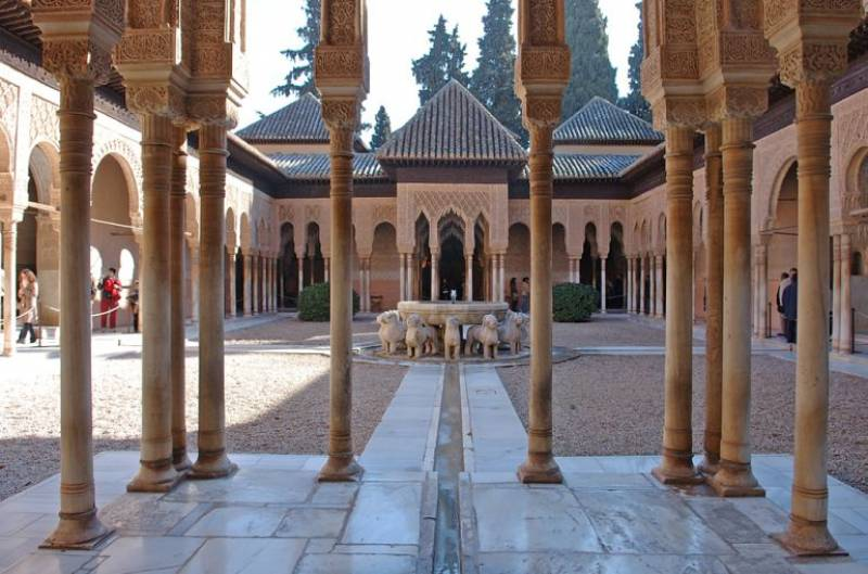 The Alhambra and The Generalife - Granada