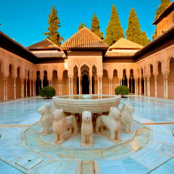 guided visit with tickets to the alhambra in granada
