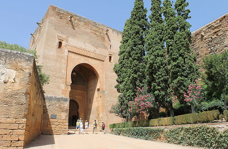 The palatine city of the Alhambra