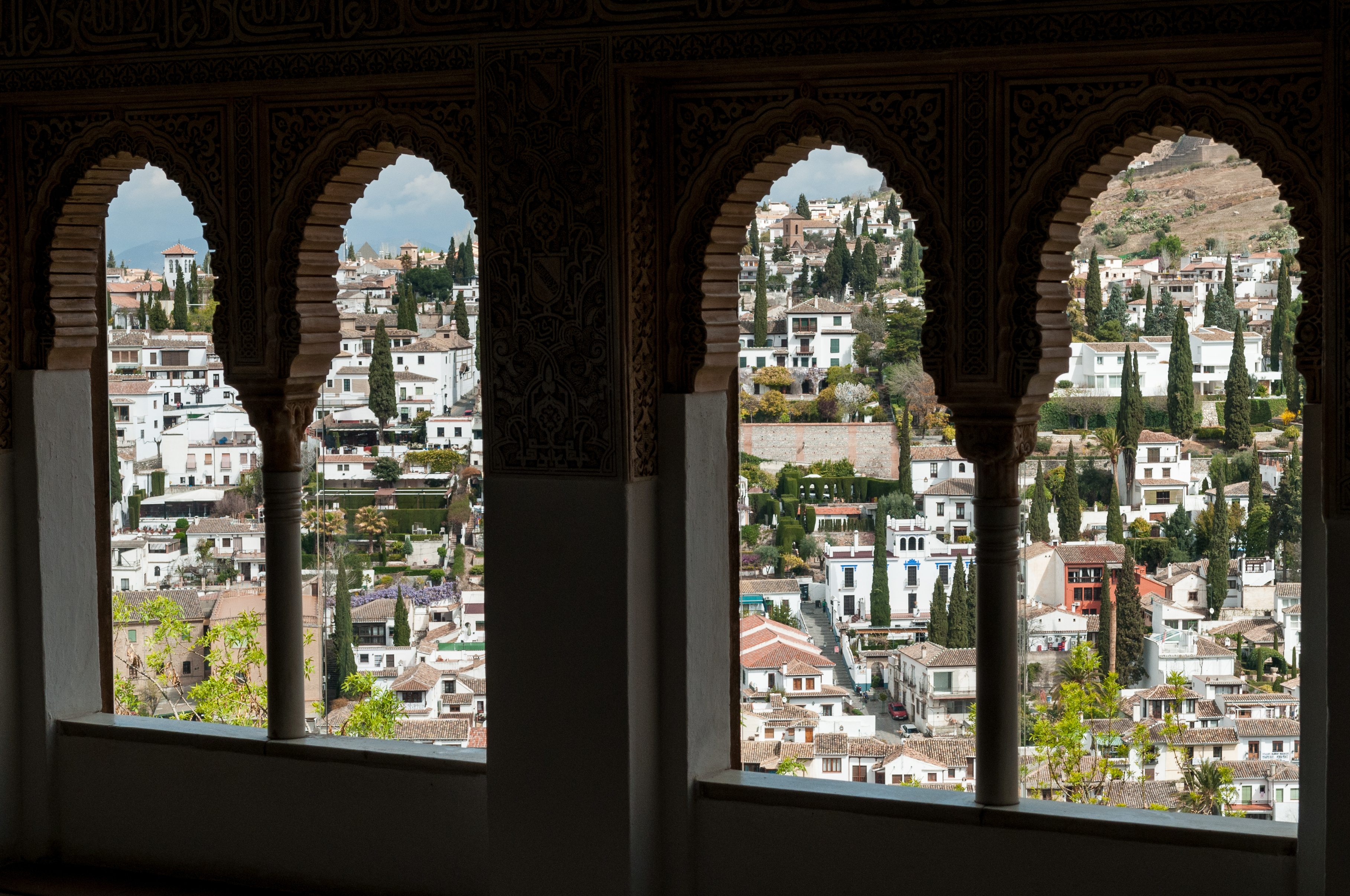 guided visit to the Alhambra and the Generalife